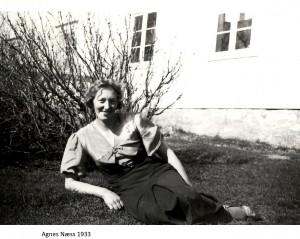 Agnes Næss 1933x