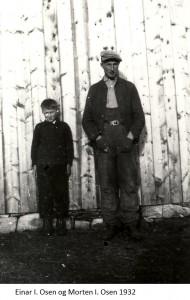 Einar I. Osen, Morten I. Osen 1932x