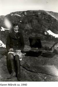Karen Mårvik 1940x