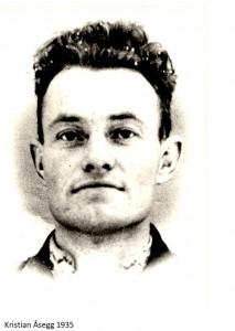 Kristian Åsegg 1935x