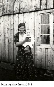 Petra Engan, Inge Engan 1944x