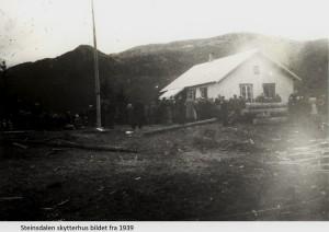 Steinsdalen skytterhus 1939x