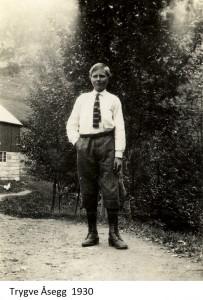 Trygve Åsegg 1930x