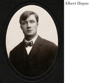Albert Hepsø