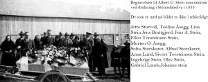 begravelse-alfred-gilbert-stein