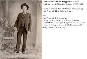 Henrik Lornts Nilsen Sørgjerd