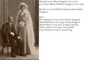 Henrik Lornts og Karen Sørgjerd