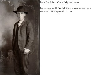 Jens Danielsen Osen