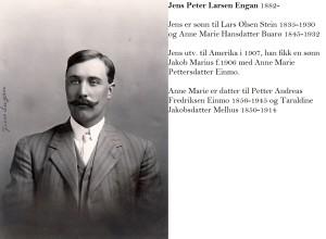 Jens Larsen Engan