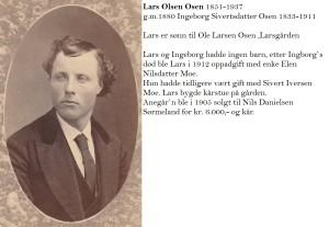 Lars Olsen Osen
