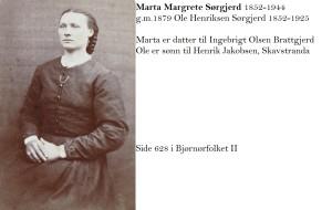 Marta Sørgjerd