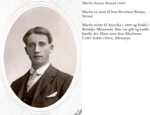 Martin Jensen Strand