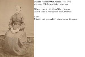 Nilsine Nesmo Jensen