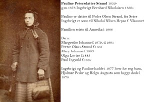 Pauline Petersdatter Strand