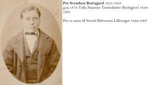 Per Svendsen Brattgjerd