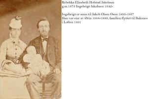 Rebekka og Ingebrigt Jakobsen