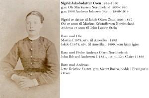 Sigrid Jakobsdatter Osen